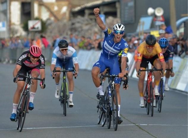 Duitse stagiair Jannik Steimle krijgt profcontract bij Deceuninck-Quick Step... en wint meteen in Vichte