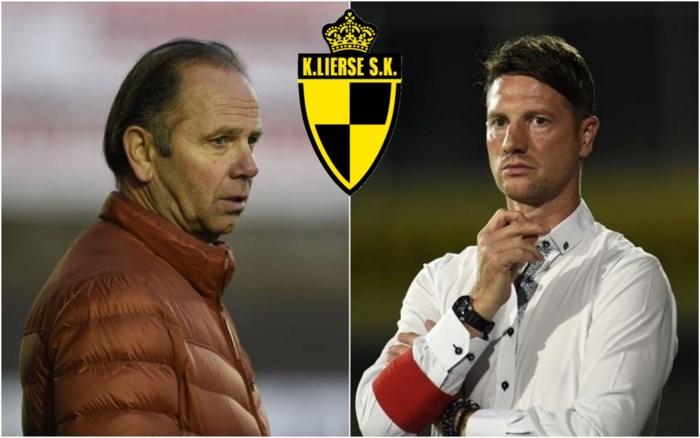 """Urbain Spaenhoven keert terug naar Lierse, Rocky Peeters blijft: """"We kunnen er samen iets moois van maken"""""""