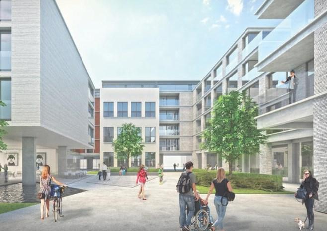 Stadsbestuur struikelt over parkeerplaatsen bij nieuwbouw Zorgbedrijf: N-VA wil er 66, sp.a vindt dat te veel