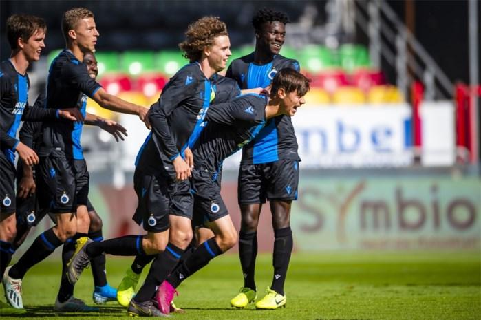 U19 geeft Club Brugge goede voorbeeld in Youth League tegen Galatasaray