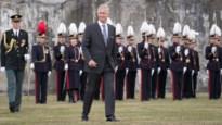 Koning Filip herdenkt 75ste verjaardag van bevrijding van Breendonk