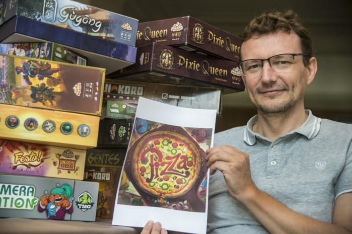 """Turnhoutse spellenmaker mikt op families: """"Amuza is voor de toegankelijke spellen"""""""
