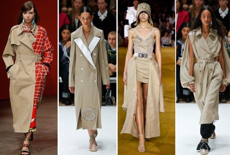 De acht hoogtepunten van London Fashion Week