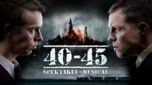 Eerste voorstelling '40-45' na de zomer al meteen stilgelegd door technische problemen