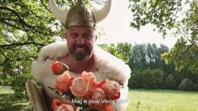 """Puurse 'Viking' die iedereen charmeerde in 'Boer zkt Vrouw': """"Jatketaan Marianne, laat ons er voor gaan"""""""