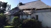 Beelden tonen ravage na crash Belgische F-16