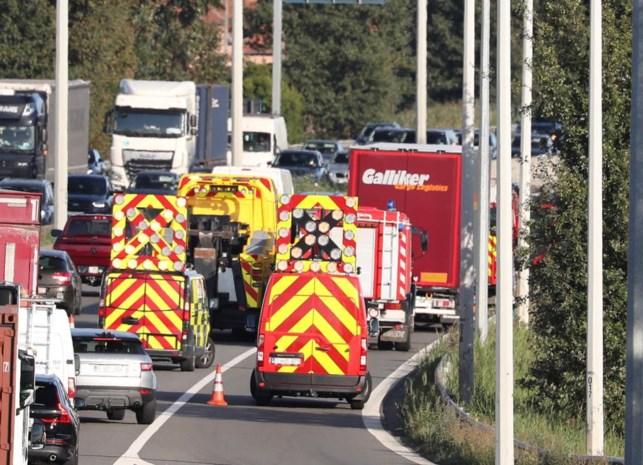 Defecte vrachtwagen zorgt voor kilometerslange file op E313