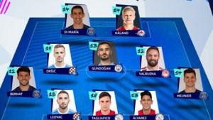 Met Thomas Meunier staat er één Rode Duivel in 'Team van de Week' van Champions League