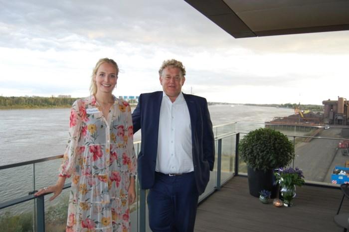 H2O House: coworken met zicht op de Schelde