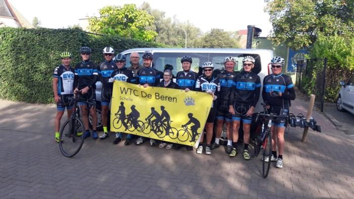 Jarige Beren rijden hun eigen Ronde van België