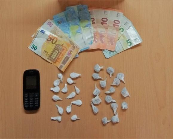 Drugsdealer opgepakt in buurt van Sportpaleis