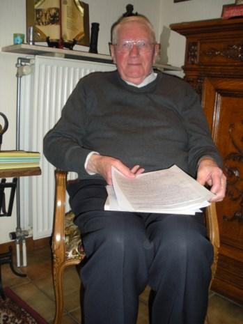 Eugeen Costermans (90) viert 65-jarig priesterschap