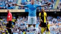 Kevin De Bruyne speelt hoofdrol in historische monsterzege van Manchester City