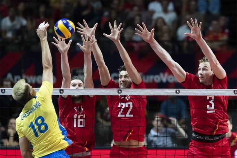 Diepe ontgoocheling: Red Dragons verrassend uitgeschakeld in achtste finales op EK volleybal