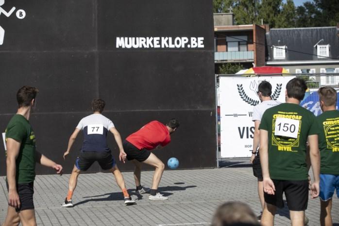 """Deelnemers BK Muurke Klop beleven tweede jeugd: """"Ook als volwassene is dit plezant"""""""