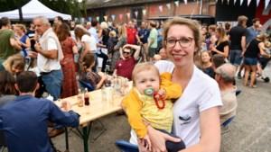 Feest voor Pia: 800 sympathisanten op de bres voor baby met ongeneeslijke spierziekte