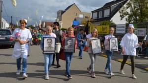 Massenhoven viert 75-jarige verjaardag van de Bevrijding, met jeugd op kop