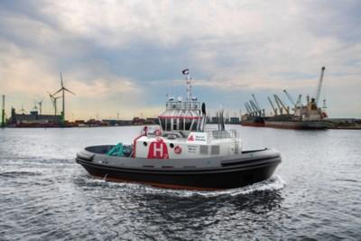 Wereldprimeur voor Antwerpse haven: sleepboot op waterstof