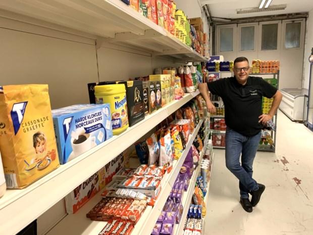 Online winkel levert 's nachts aan huis