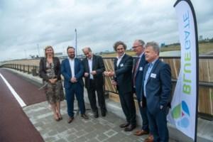 BlueGate haalt vrachtwagens uit de stad en kweekt Antwerpse vis