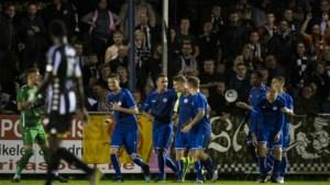"""Moedige prestatie van Rupel Boom volstaat net niet tegen Charleroi: """"We hebben het spannend gehouden"""""""