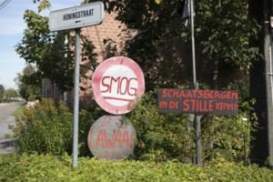 Geluidsschermen naast E313 in Olen komen er in 2020