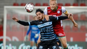 """FC Duffel laat Zulte Waregem even schrikken: """"We verlaten de beker met opgeheven hoofd"""""""