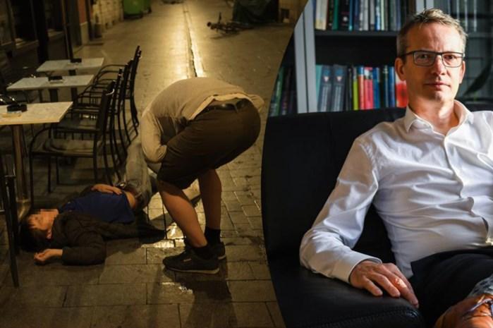 """Rector en burgemeester willen cafés vroeger dicht: """"Schoolkinderen tussen dronken cafégasten, dat hoort niet"""""""
