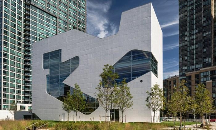 Nieuwe bibliotheek van New York kost 40 miljoen dollar