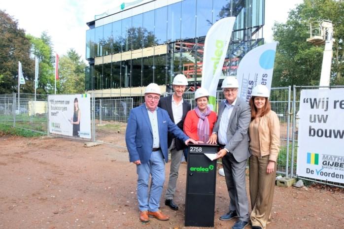 """Maatwerkbedrijf Aralea zet gloednieuw gebouw neer: """"Onze mensen verdienen een comfortabele werkplek"""""""