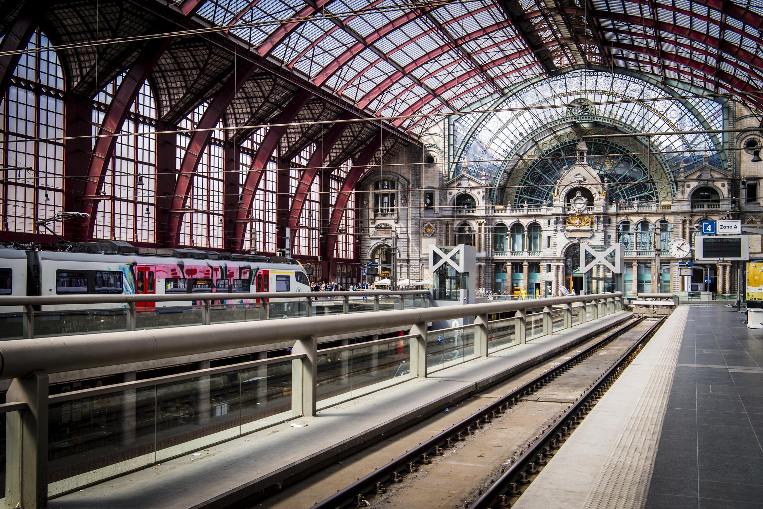 De Favoriete Plekken Van Annemie Peeters Ik Woonde Hier In Antwerpen Gazet Van Antwerpen Mobile