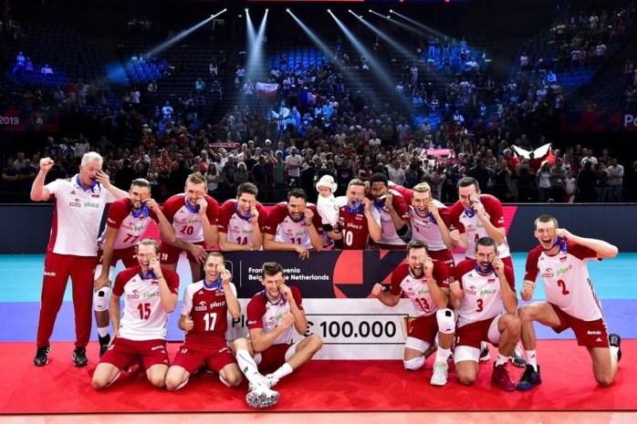 Vital Heynen en Polen pakken brons op EK volley ten koste van Frankrijk