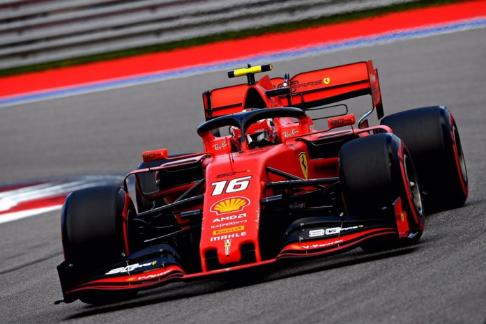 """Ferrari vastberaden om te winnen in Mexico"""