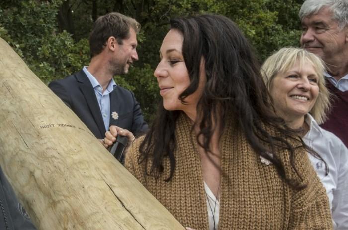 """Kristel Verbeke en Kathy Lindekens openen Kom Op Tegen Kanker-wandelpad: """"Contact met de natuur is goed"""""""