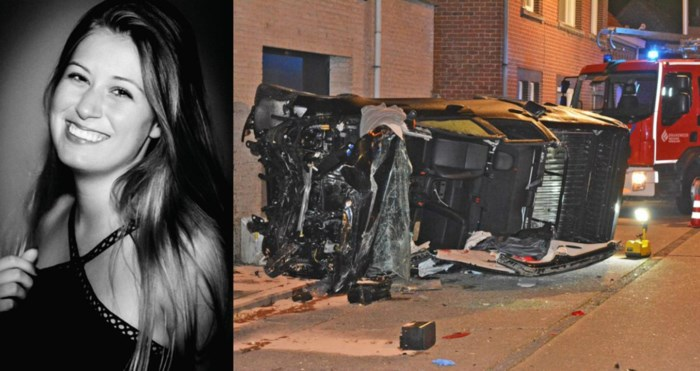 """Charlotte (18) kansloos na frontale klap tegen spookrijder: """"Ze reed altijd zo voorzichtig"""""""