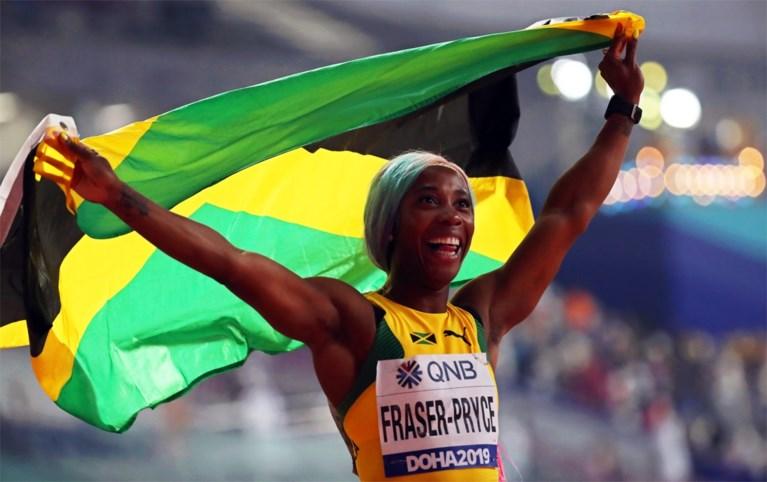 Geen medaille voor gemengde 4x400m-ploeg, die tevreden moet zijn met een zesde plaats op WK atletiek
