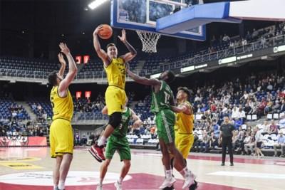 """Telenet Giants Antwerp voor tweede jaar op rij naar Champions League basketbal, maar: """"We speelden te nerveus"""""""