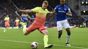 Geen Kevin De Bruyne op laatste training voor Champions League-duel van Manchester City