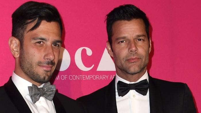 Ricky Martin en zijn man verwachten vierde kind