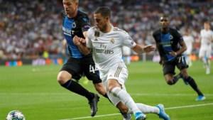 Club Brugge strandt op zucht van onwaarschijnlijke stunt, maar pakt wel punt op het veld van Real Madrid