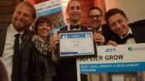 JCI-afdelingen winnen prijzen op nationale conventie