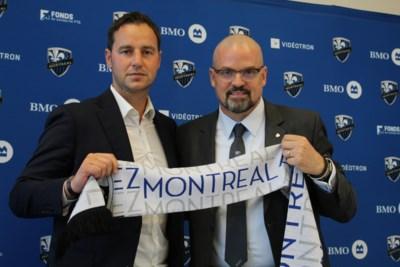 """Olivier Renard in Montreal: """"Ik verlaat Antwerp níét voor een Italiaanse derdeklasser"""""""