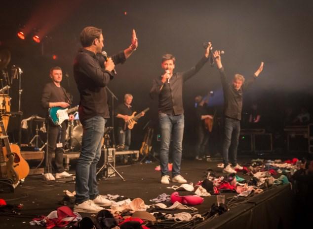 De Romeo's brengen ode aan wielerheld Rik Van Steenbergen