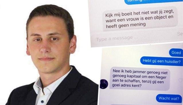 Mechelse Vlaams Belanger moet na racistische uitspraken op Tinder werken rond diversiteit als sanctie