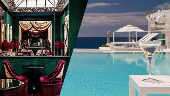 Tien leuke hotels voor romantische nachtjes, volgens TripAdvisor