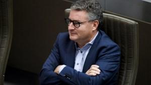"""Koen Van den Heuvel minister af en ook geen voorzitter: """"Ik ben teleurgesteld, dat steek ik niet weg"""""""