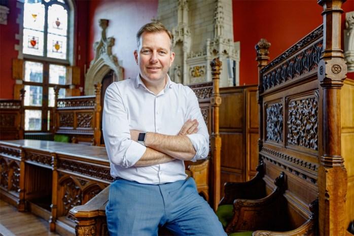 """Alexander Vandersmissen is de nieuwe burgemeester: """"Bart kan je niet vervangen"""""""