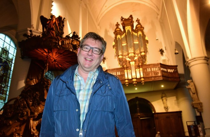 """Voor het eerst stomme film met livemuziek in Turnhoutse Sint-Pieterskerk: """"Deze avond gaan mensen niet snel vergeten"""""""