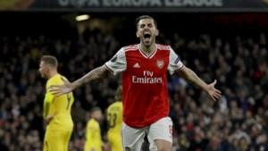 Geen derde Belgische stunt in Europa: Standard krijgt stevig pak slaag van halve B-ploeg van Arsenal