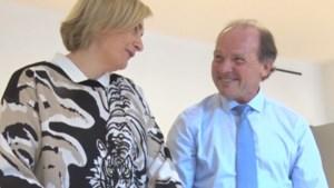 Muyters draagt zijn functie als minister van Werk en Economie tevreden over aan Hilde Crevits